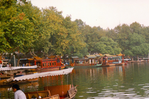 West-See in Hangzhou