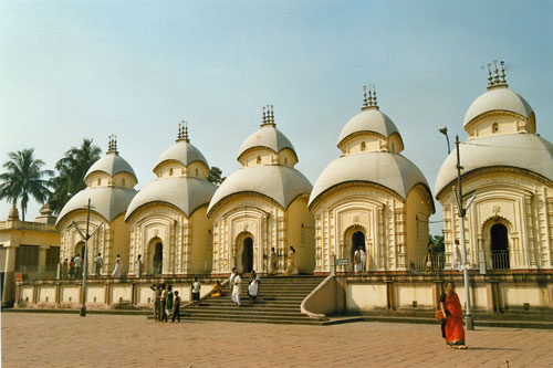 Belur Math Tempel in Calcutta