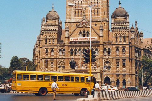 Rathaus in Bombay