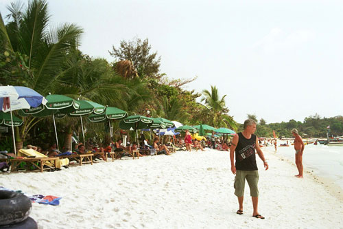 Diamond Beach (Hat Sai Kaeo)