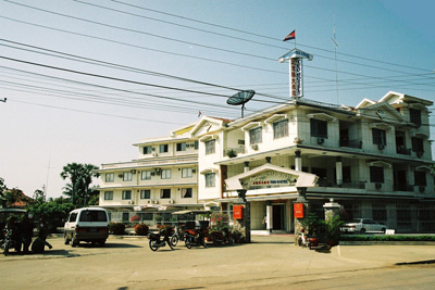 Hotel The-O in Battambang