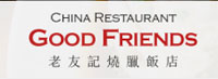 China Restaurant Good Friends